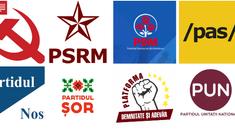 TV8: După alegerile locale, PSRM și PDM au cei mai mulți președinți de raioane. PAS și PPDA– numai câte unul