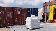Peste două tone de cocaină din America Latină în Europa, printr-o companie din R. Moldova: 20 de persoane arestate, 1,5 milioane de euro confiscate