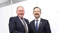 Ministrul Afacerilor Externe și Integrării Europene a discutat perspectivele cooperării în cadrul OSCE cu Secretarul General al organizației