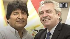 Fostul vicepreşedinte al Boliviei i se alătură lui Evo Morales în Argentina