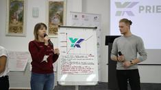 Voluntarii YK își propun să ajungă în 2020 la cât mai mulți adolescenți vulnerabili din mediul rural