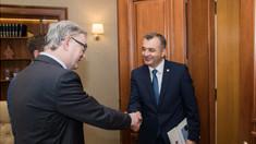 Cehia și R. Moldova vor intensifica cooperarea bilaterală