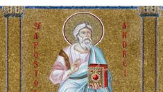 Creștinii ortodocși de stil vechi îl sărbătoresc pe Sfântul Andrei
