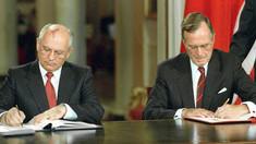 Istoria la pachet | Malta între 2 și 3 decembrie 1989. Întâlnirea la vârf între Mihail Gorbaciov și George W. Bush