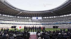 Stadionul Naţional din Tokyo a fost inaugurat duminică, cu şapte luni înainte de JO 2020