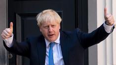 Liderii europeni l-au felicitat într-un mod rezervat pe premierul britanic Boris Johnson pentru victoria obținută