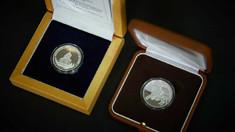 FOTO | Banca Națională a Moldovei pune în circulație două monede jubiliare și comemorative