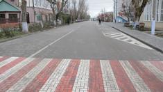 Strada Pușkin din Comrat, reconstruită cu sprijinul Germaniei