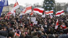 Proteste în Belarus față de un proiect de integrare a țării cu Rusia