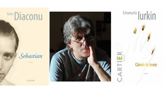 """Premiul Cartea Discretă a Anului pentru romanul """"Sebastian"""" de Gelu Diaconu"""