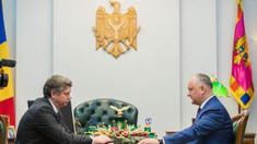 Igor Dodon a semnat decretul privind numirea unui nou consilier pe politică externă al președintelui