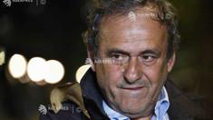 Fotbal - Platini: Justiţia franceză a deschis o anchetă pentru