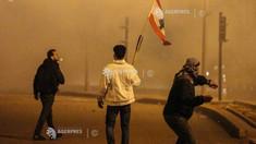 Criză în Liban: Zeci de răniţi în urma unor confruntări la Beirut; şeful diplomaţiei franceze invocă o