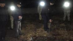 VIDEO | Țeavă pentru transportul alcoolului, descoperită la granița dintre R. Moldova și Ucraina