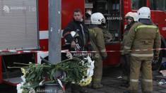 Ucraina: Bilanţul incendiului de la o instituţie de învăţământ superior din Odesa ajunge la 16 morţi; directoarea, arestată