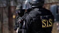 FOTO | Un membru al organizației extremist-teroriste internaționale DAESH, reținut la Aeroportul Internațional Chișinău