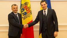 O zonă economică liberă ar putea fi construită între R. Moldova și Ucraina