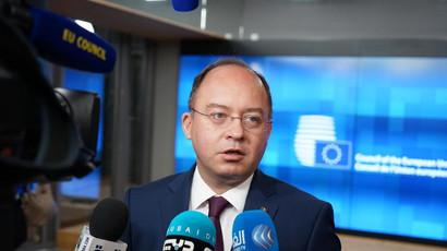 Situația din R. Moldova, prezentată de România la nivelul Consiliului UE