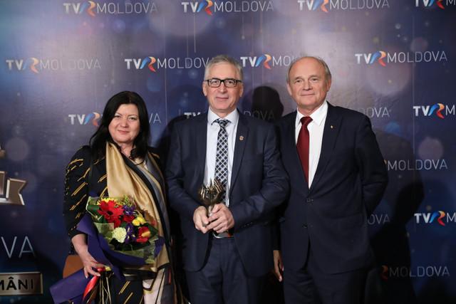 GALERIE FOTO | Gala TVR MOLDOVA - seară de neuitat, cu muzică bună şi oameni de vază