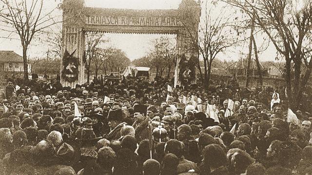Calvarul ocupației Țariste și Unirea Basarabiei cu România în 1918