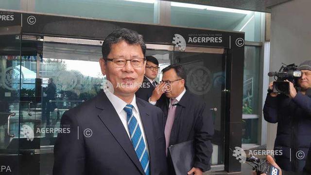 Emisarul SUA pentru Coreea de Nord a sosit la Seul, în încercarea de a salva negocierile cu Phenianul