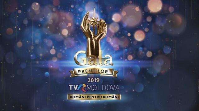 """FOTO   Gala premiilor """"Românii pentru români"""" şi-a desemnat laureaţii. TVR MOLDOVA a oferit premii pentru performanţă"""