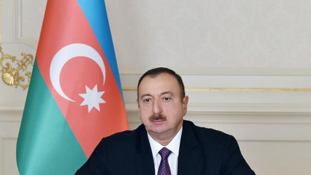 Președintele Azerbaidjanului avertizează Rusia să nu se implice militar în conflictul din Nagorno-Karabakh