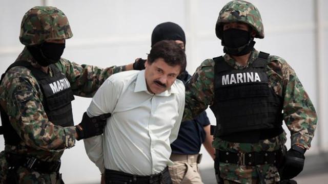 """Fostul șef al securității din Mexic, inculpat pentru că a primit o mită uriașă de la """"El Chapo"""", șeful cartelului din Sinaloa"""