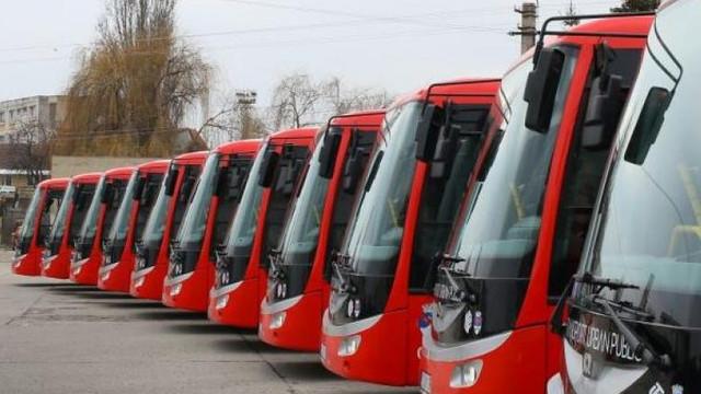 România   Primul oraș cu transport în comun exclusiv electric
