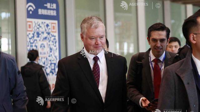 Emisarul SUA pentru Coreea de Nord a devenit numărul doi al diplomației americane