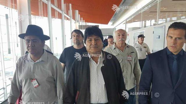 Bolivia pregăteşte un mandat de arestare împotriva lui Evo Morales