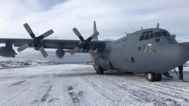 Rămăşiţe umane, descoperite de echipele de salvare din Chile, după dispariţia aeronavei C-130 Hercules