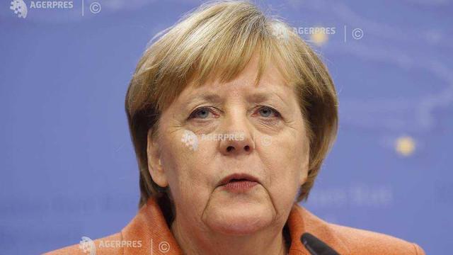 Unele companii ar putea părăsi Germania dacă nu va fi atrasă forță de muncă specializată, avertizează Angela Merkel