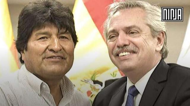 Fostul vicepreședinte al Boliviei i se alătură lui Evo Morales în Argentina