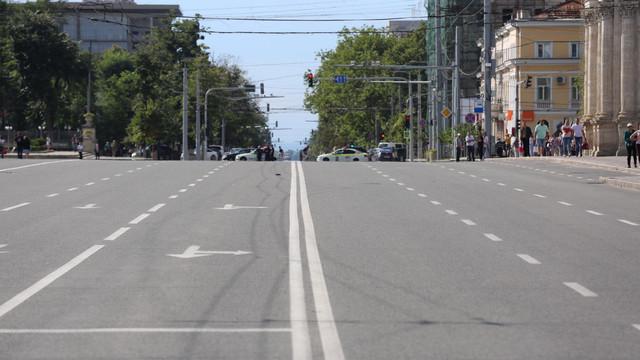 Circulația rutieră pe bulevardul Ștefan cel Mare ar putea fi sistată pentru câteva ore