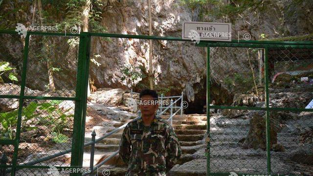 Un marinar care a participat la salvarea copiilor blocaţi în peştera din Thailanda a murit