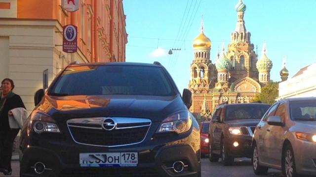 Opel revine pe piața din Rusia