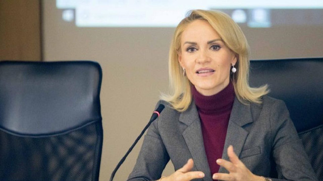 Primărița Bucureștiului, Gabriela Firea, l-a chemat pe primarul de Chișinău, Ion Ceban, în vizită peste Prut