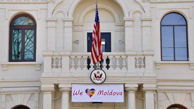 Republica Moldova va primi 12 milioane dolari din partea SUA