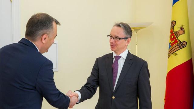 """Guvernul R. Moldova vrea să intensifice dialogul în formatul de negocieri """"5+2"""""""