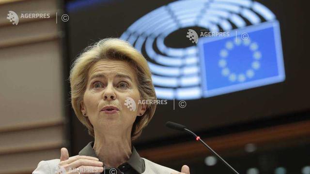 Von der Leyen avertizează asupra ''costului inacţiunii'' în faţa schimbărilor climatice, prezentând 'Pactul ecologic' în PE