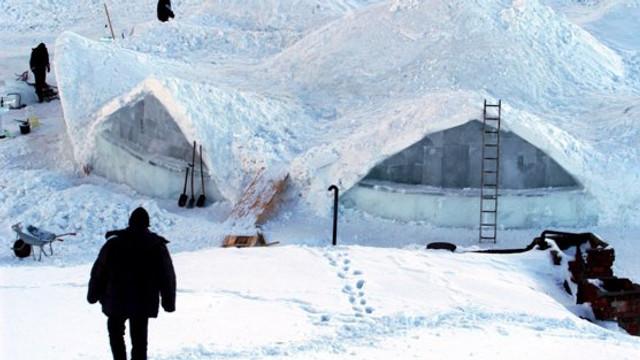 Motivul pentru care nu poate fi construit Hotelul de Gheață de la Bâlea Lac