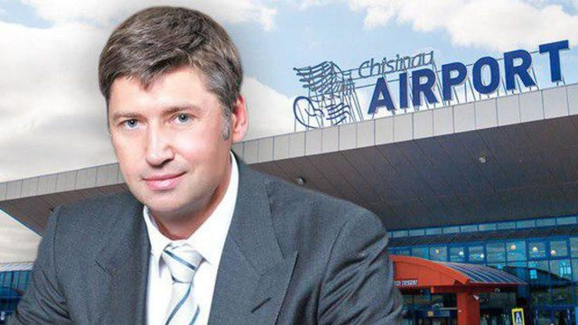 """Andrei Goncearenko renunță la acțiunile deținute în cadrul """"Avia Invest"""", firma care a concesionat Aeroportul Internațional Chișinău"""