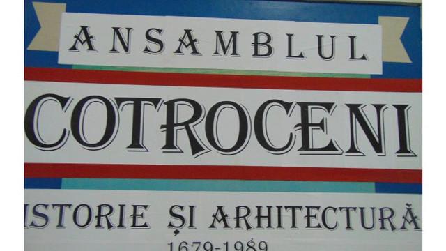 O expoziție dedicată Ansamblului Cotroceni a fost vernisată la Casa Scriitorilor din Moldova