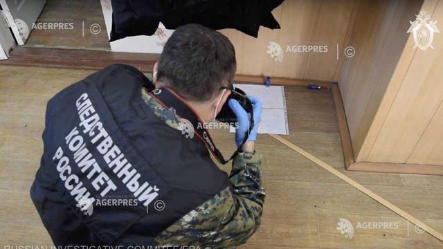 Serviciile de securitate ruse susțin că au dejucat un atentat al Statului Islamic