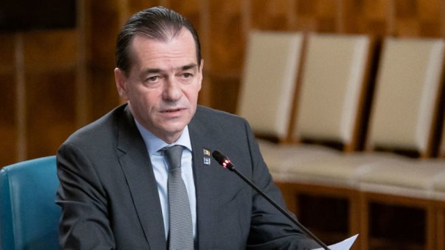 Ludovic Orban dezminte declaraţiile lui Igor Dodon privind finanţarea proiectelor de infrastructură în R.Moldova (TVR)