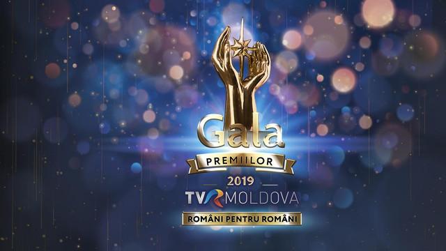 """TVR MOLDOVA va aprecia performanţele anului 2019 la Gala Premiilor - """"Români pentru români"""". Evenimentul va fi difuzat în direct, la TVR MOLDOVA şi TVR Internaţional"""