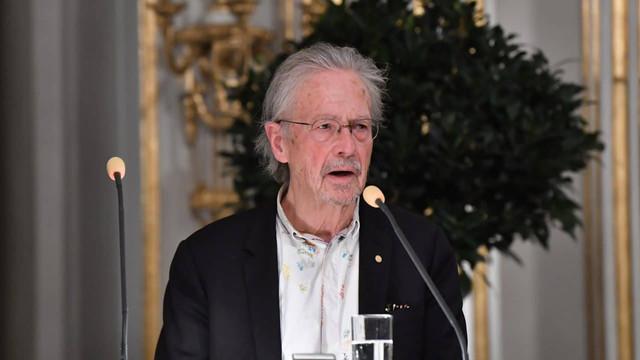 Ceremonia de decernare a premiilor Nobel, boicotată în Balcani
