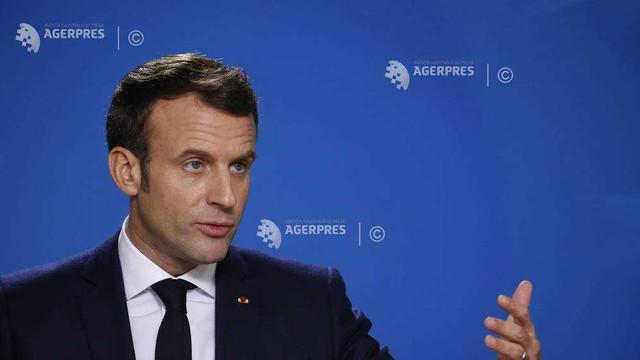 Franţa: Emmanuel Macron renunţă la pensia de preşedinte