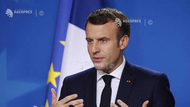 ''Timpul clarităţii a venit'', afirmă Emmanuel Macron după victoria lui Boris Johnson în alegeri